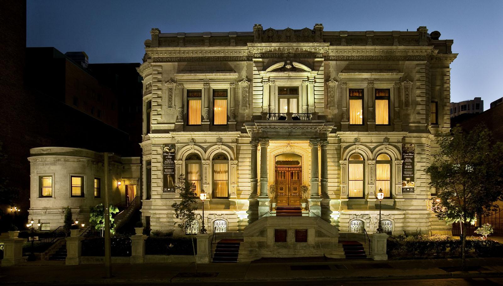L'hôtel de luxe Mount Stephen est maintenant ouvert à Montréal
