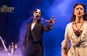 The Phantom of the Opera présenté à Montréal