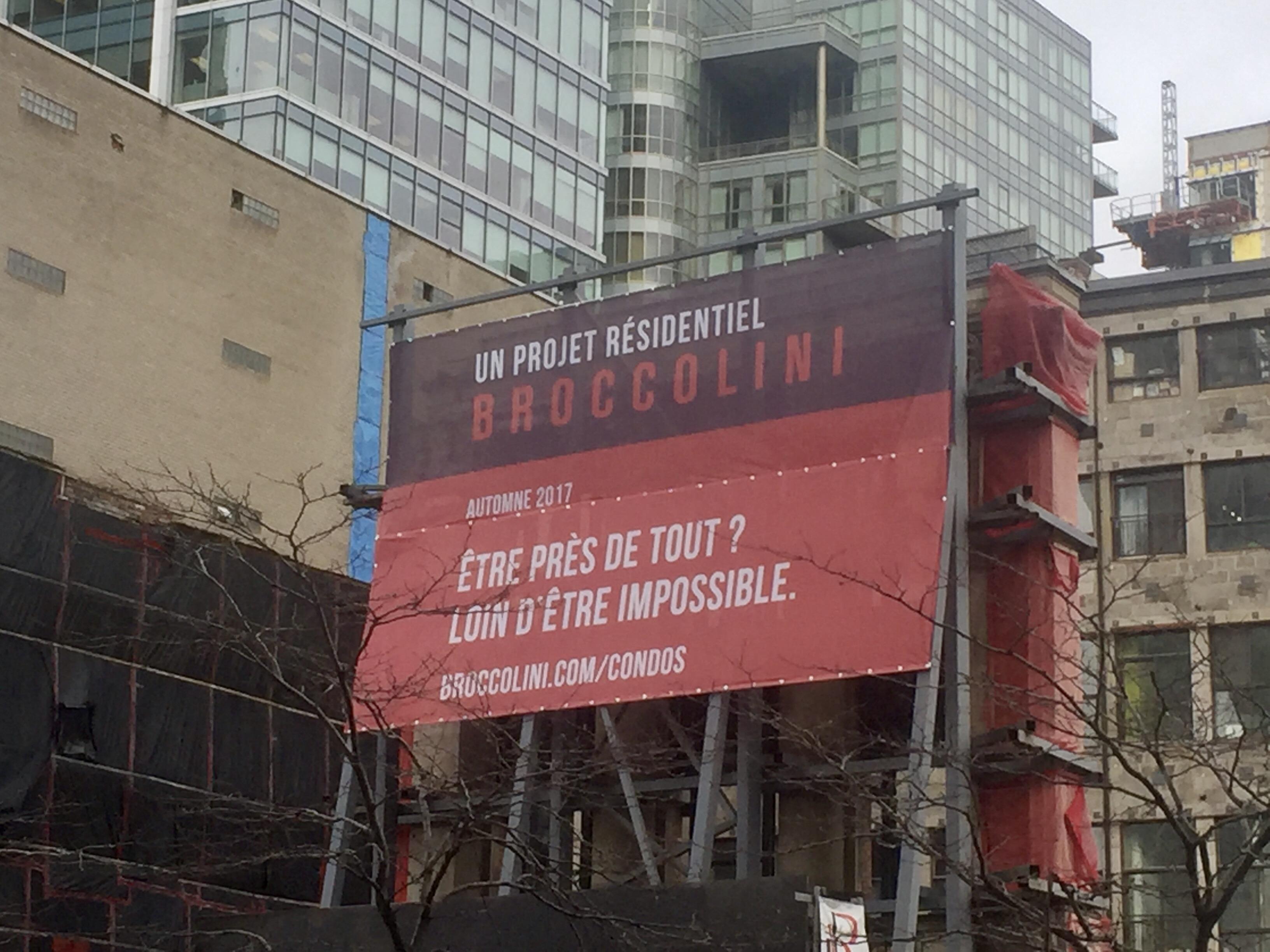 Un nouveau projet immobilier au Square-Victoria à Montréal