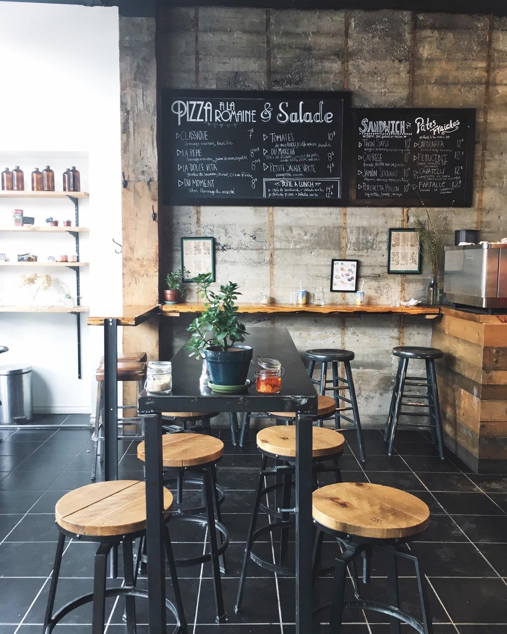 Farine: pâtes fraîches et dolce vita dans le Mile-End à Montréal