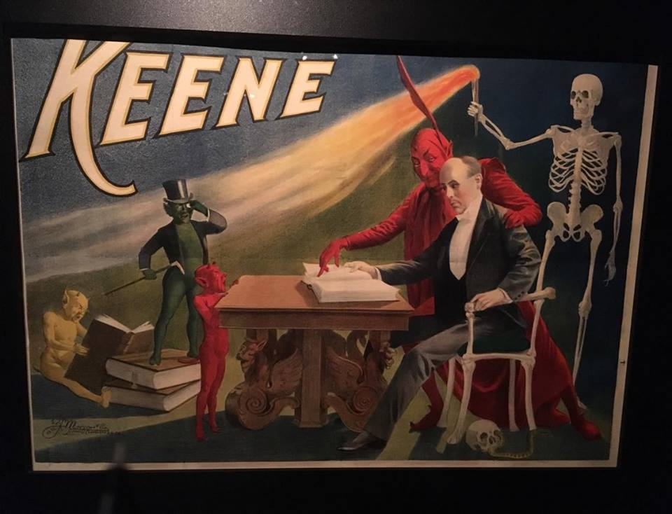 Keene Magic
