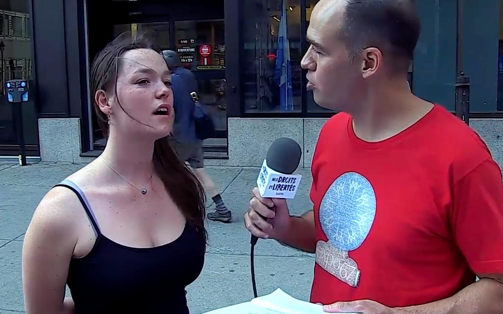 Guy Nantel et son vox-pop sur les 375 ans de Montréal | VIDEO