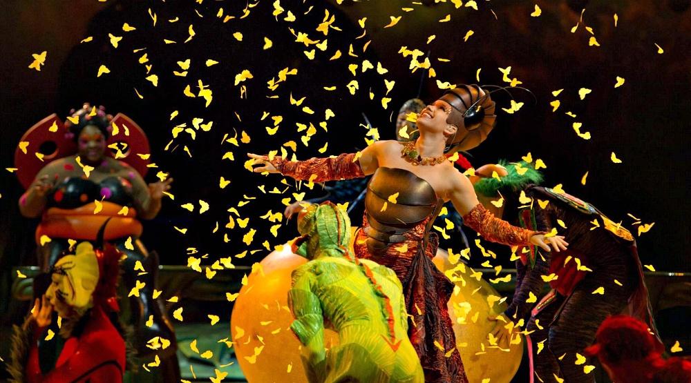OVO du Cirque du Soleil inaugurera la Place Bell à Laval