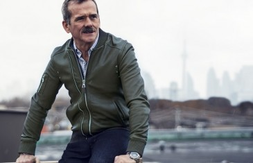 Chris Hadfield à la Place des Arts à Montréal