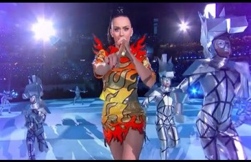Katy Perry en spectacle à Montréal le 9 septembre