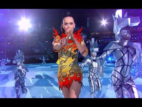 Katy Perry en spectacle à Montréal le 9 septembre