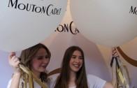 Lancement des vins Mouton Cadet édition Cannes   VIDÉO