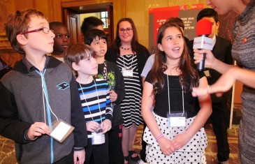 Les enfants entrepreneurs à Montréal | Vidéo