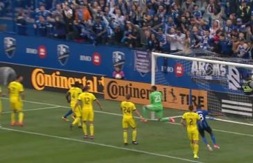 L'Impact s'incline 3-2 face à Columbus au Stade Saputo | Vidéo