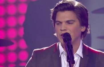 Ludovick Bourgeois remporte La Voix 5 | Vidéo