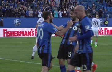 Victoire de 4-2 de l'Impact de Montréal contre Vancouver | VIDEO