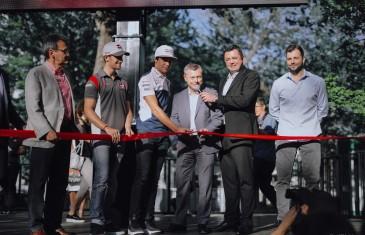 Inauguration de la Place du 50ième du Grand Prix du Canada