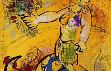 Dernière chance : Chagall au Musée des Beaux-Arts !