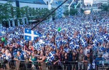 Où fêter la Fête Nationale à Montréal