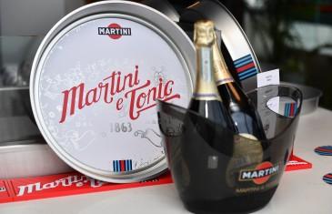 Une expérience F1 au TERRAZZA MARTINI