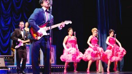 Buddy: The Buddy Holly Story en spectacle à Montréal