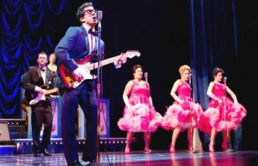 Buddy: The Buddy Holly Story en spectacle à Montréal