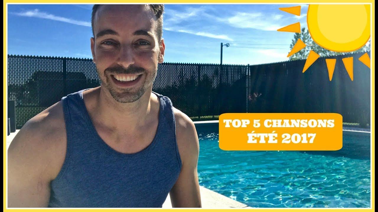 Top 5 chansons de l'été 2017 | VIDÉO