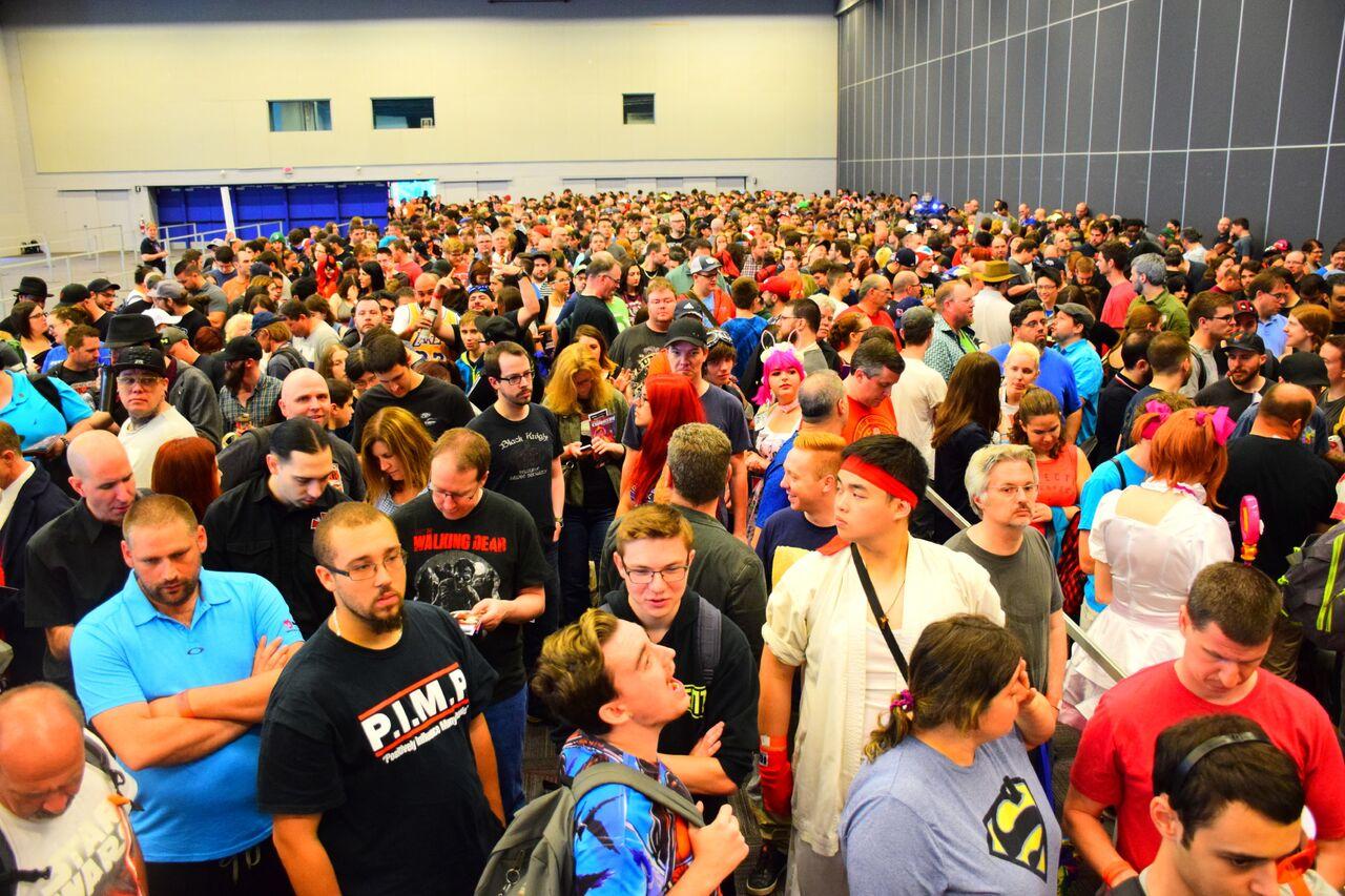 Foule record pour le Comiccon 2017 à Montréal | Photos