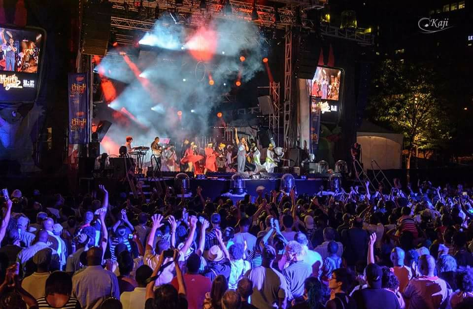 Le Festival Haïti en Folie à Montréal