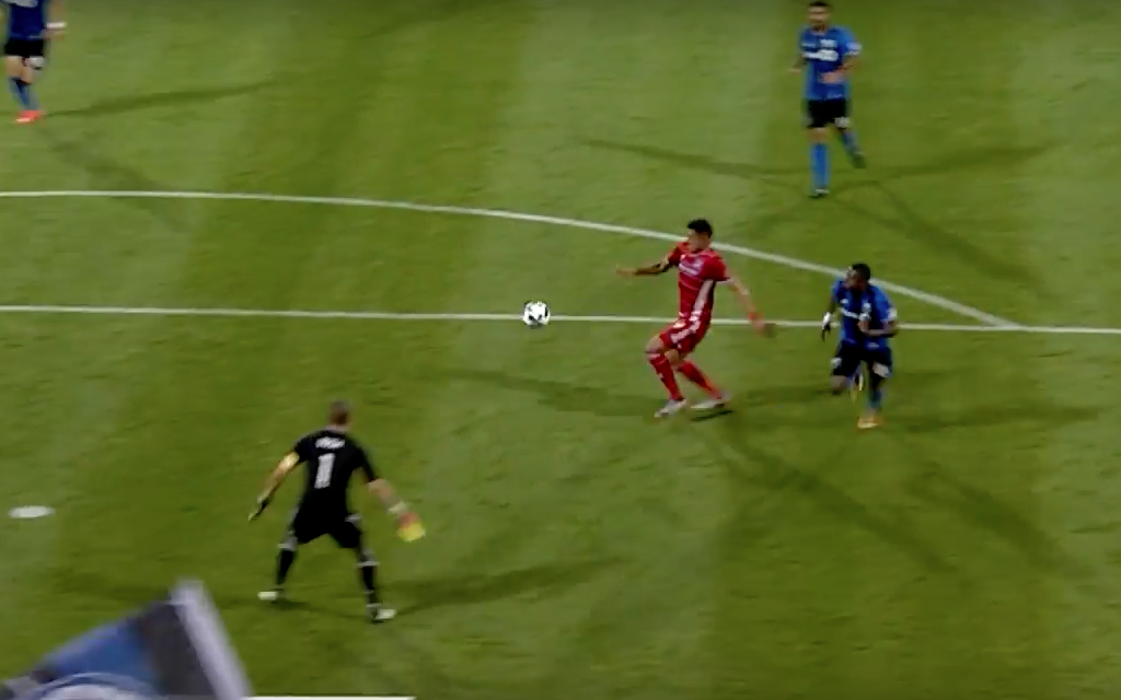 L'Impact s'incline contre Dallas au Stade Saputo | Vidéo
