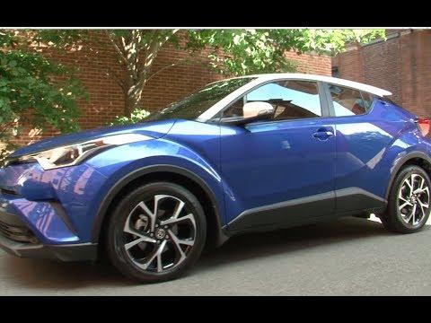 Lancement de la nouvelle Toyota C-HR | Vidéo