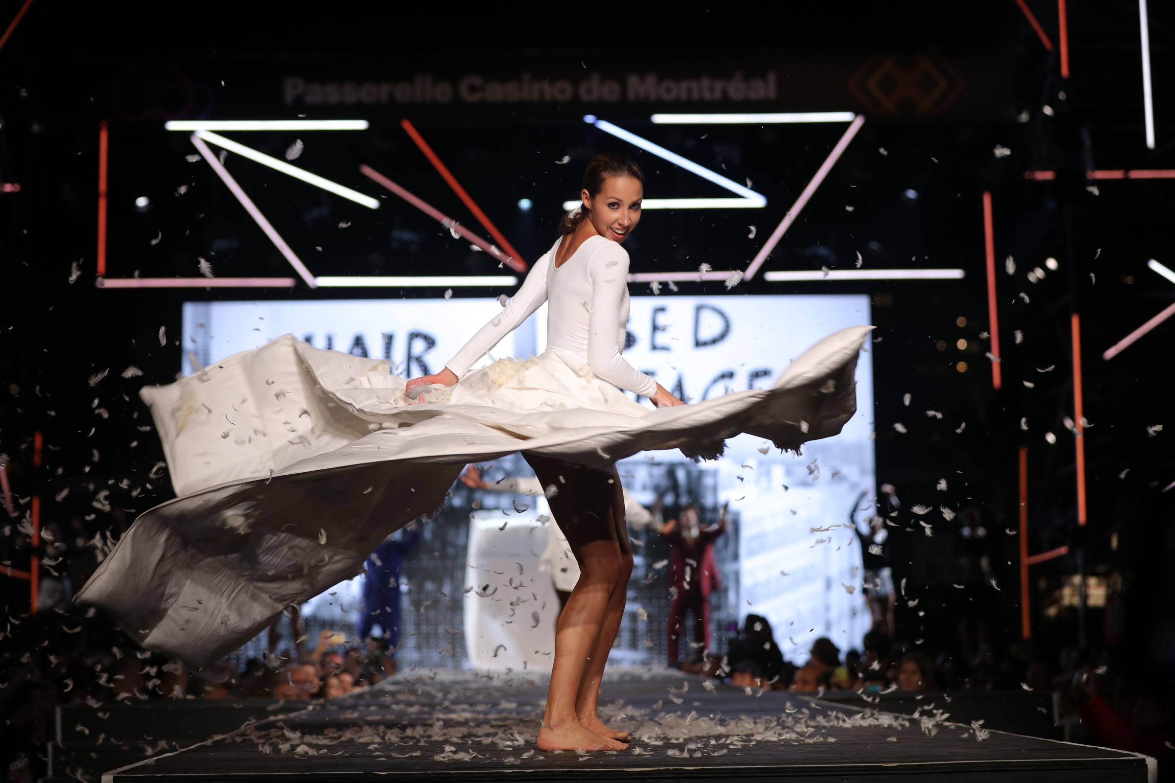 Lancement des défilés au Festival Mode & Design | Photos
