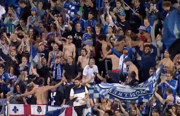 L'Impact l'emporte contre Orlando dans un Stade Saputo rempli à capacité | Vidéo
