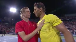 Shapovalov cause la SURPRISE de la Coupe Rogers en éliminant Nadal dans un match épique | VIDÉO