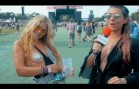 Les looks funky et sexy au festival Osheaga | Vidéo