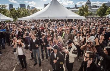 Le OysterFest a lieu ce dimanche à Montréal
