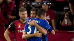 Grosse victoire de l'Impact de Montréal à Toronto | Vidéo