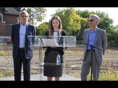 Prével launches Phase 2 of Union Parc in Montreal | Vidéo