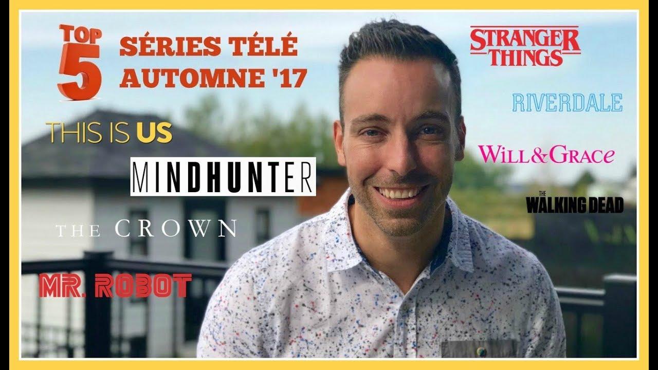 Top 5 séries télé à voir cet automne 2017 | Vidéo