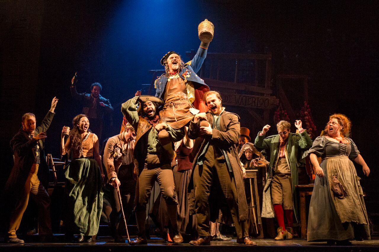 Les Misérables présentés à la Place des Arts à Montréal