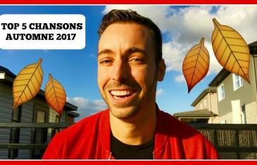 Top 5 chansons de l'automne | Vidéo