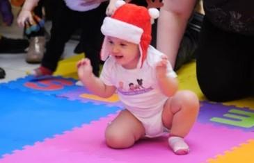 1ère Course de bébés au Canada | Vidéo
