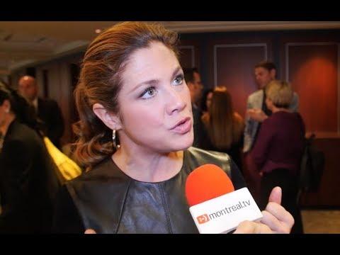 Sophie Grégoire Trudeau porte-parole de la campagne de financement FillActive | Vidéo