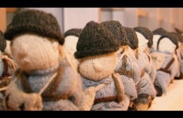 Une Armée de laine au Musée des beaux-arts | Vidéo