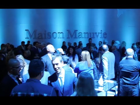 Inauguration of the new building Maison Manuvie in Montreal | Video
