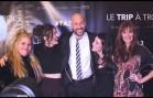 Première du film Le Trip à trois | Vidéo