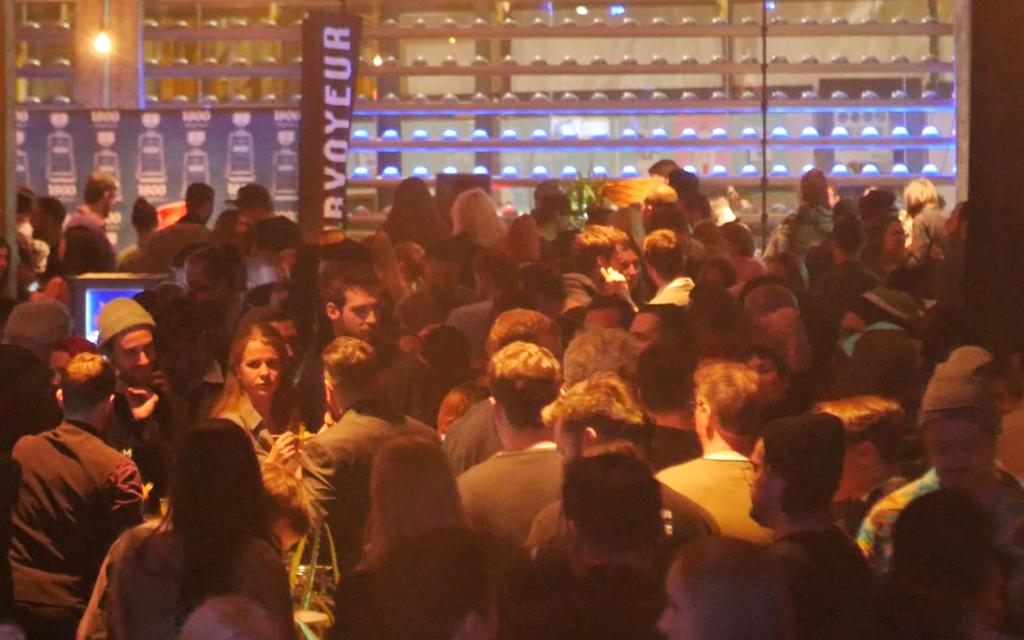 La plus grosse soirée cocktail à Montréal | Vidéo