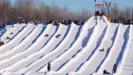 Foule d'activités cet hiver sur le Mont-Royal