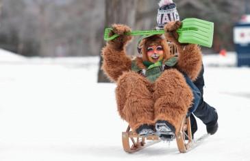 La Fête des Neiges: une multitude d'activités pour la plupart gratuites au Parc Jean-Drapeau de Montréal