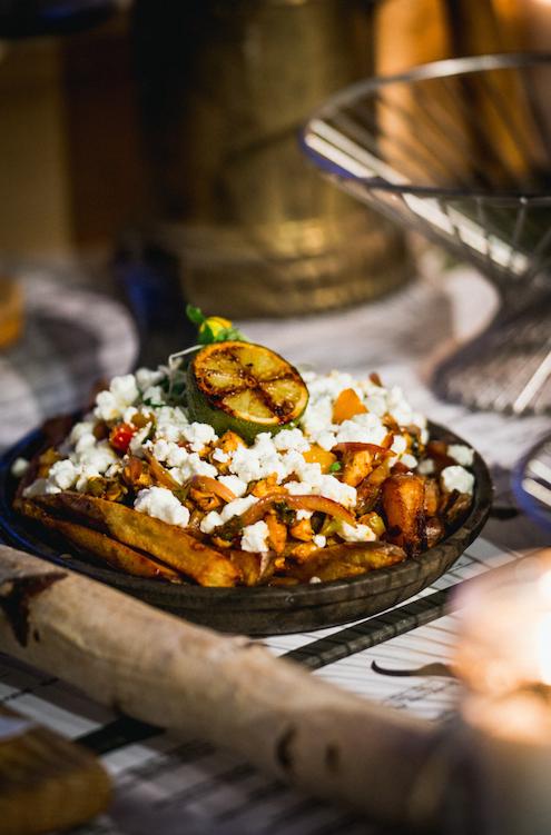 De L'Assomption à la métropole Taboo Cuisine Rebelle s'installe au centre-ville de Montréal