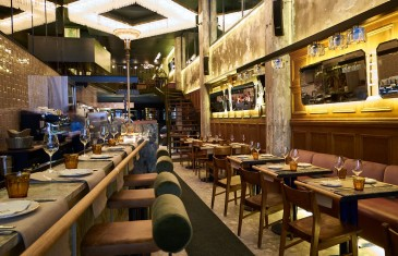 Ibérica: le nouveau restaurant espagnol au coeur du centre-ville de Montréal