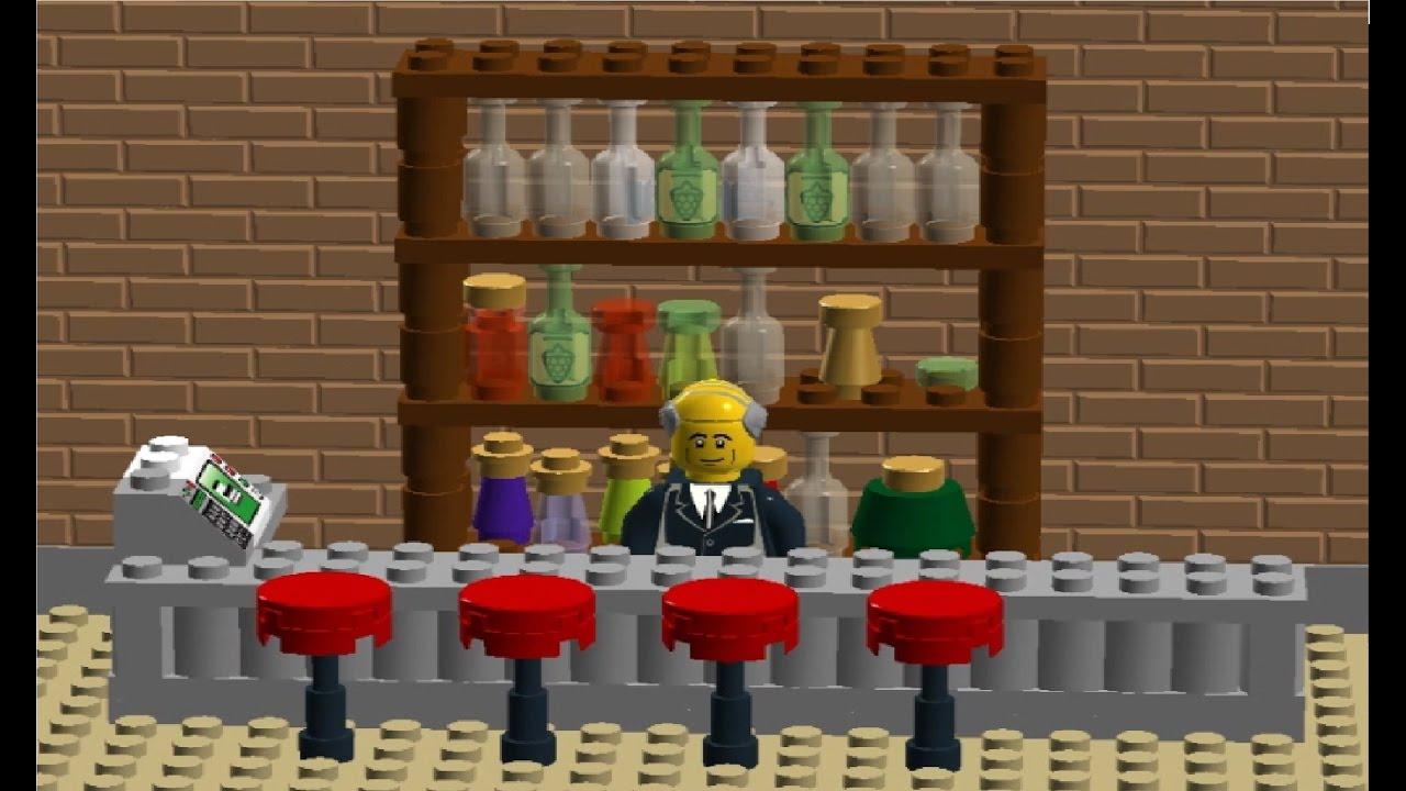 Un LEGO Bar va ouvrir ce printemps à Montréal