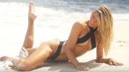 Eugenie Bouchard super sexy dans le magazine Sports Illustrated 2018 | Vidéo