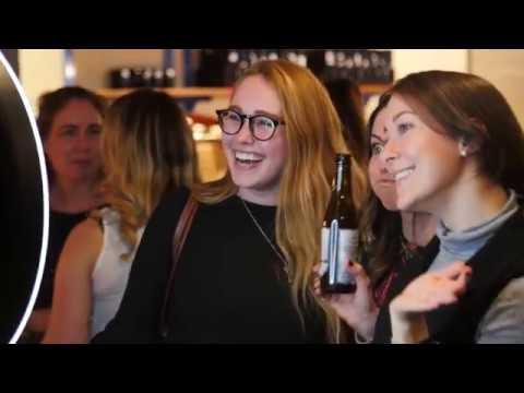 AgendaPR lance l'année 2018 avec un 5 à 7 chez WeWork L'Avenue MTL | Vidéo