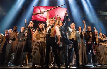 Les Misérables sont à Montréal pour la fin de semaine